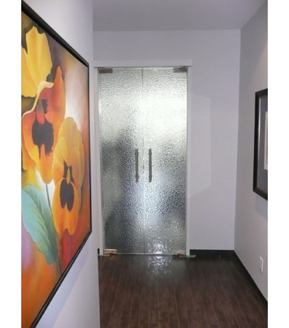Contemporary Interior Doors by cbdglass1.reachlocal.net