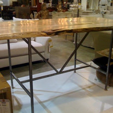 Eclectic Dining Tables by Stable Tables