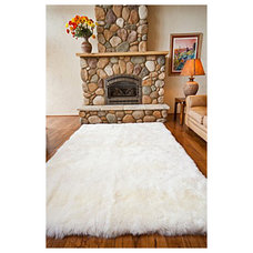 Traditional Rugs by Overland Sheepskin Co.