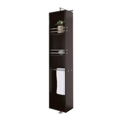 Wyndham Collection Claire Wall Storage Cabinet - Take your ...