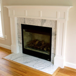 Custom Mantels - Visit Showroom Partners online we have products for the interior and exterior of your home. Professionally installed all over the United States.