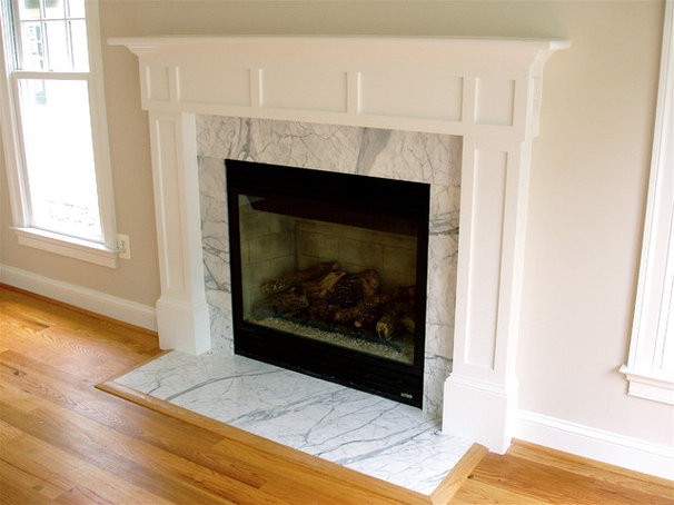 Traditional Fireplace Accessories by Showroom Partners
