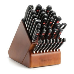 Wusthof - Wusthof Classic - 36 Pc. Knife Block Set - Includes: