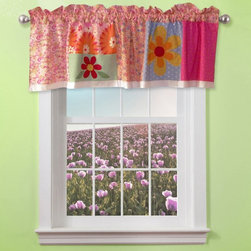 My World - Olivia Pink Valance - VC1327-4100 - Shop for Window Treatments from Hayneedle.com! Complete your little girl's bedroom with the fun and beautiful Olivia Pink Valance. Crafted from 100% natural cotton this pretty valence features hand-picked details and a fun floral design. Machine washable for your convenience this valence has a rod pocket for easy hanging. Bright and beautiful this valence is a lovely addition to any room.About Pem America Makers of high-quality handcrafted textiles Pem America Outlet specializes in bedding that enhances your comfort and emphasizes the importance of a good night's rest. Quilts comforters pillows and other items for the bedroom are made with care and craftsmanship by Pem America. Their products cover a wide range of materials styles colors and designs all made with long-lasting quality construction and soft long-wearing materials. Details like fine stitching embroidery and crochet decorations and reinforced seaming make Pem America bedding comfortable and just right for you and your family.