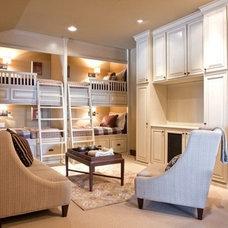 Favorite bunk room