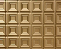 Decorative Ceiling Tiles - Faux Tin Wall & Ceiling Panel - 24x48 - #DCT 0204 - Find copper, tin, aluminum and more styles of real metal ceiling tiles at affordable prices . We carry a huge selection and are always adding new style to our inventory.