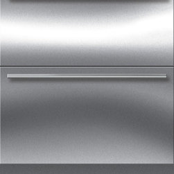 "Sub-Zero 30"" Refrigerator Drawers Stainless Steel 