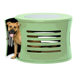 ZenHaus Medium Green Pet Den