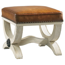 Traditional Ottomans And Cubes by Barbara Schaver @ Furnitureland South