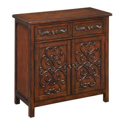 Coast To Coast - 2 Drawer and 2 Door Cabinet - 50660 - 2 Drawer and 2 Door Cabinet