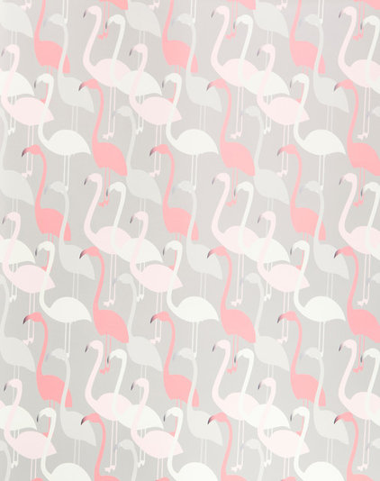 Contemporary Wallpaper by Kimberly Lewis Home