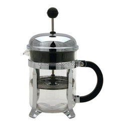 Bodum Chambord French Coffee Press - Not only is this functional, but it's darn cute too! A French press is a must for your European friends.