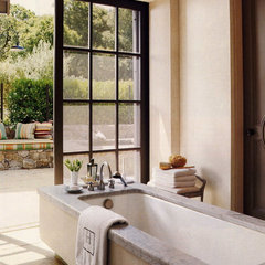 contemporary bathroom by CHRISTINA MARRACCINI Inc.