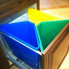 Kitchen Trash Cans by Michelle Yaworski – Gem Cabinets Ltd