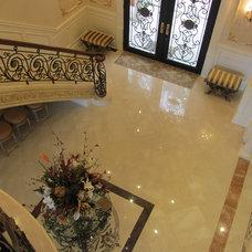 Mediterranean Floor Tiles by TILEBUYSIMON
