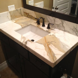 Bathroom Remodels and Renovations - Bathroom Remodel with Marble
