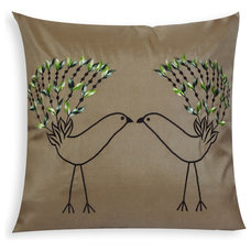 Contemporary Decorative Pillows by VintageMaya
