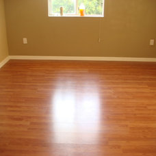 Contemporary Laminate Flooring by Laminate Flooring Installation in Chandler Az