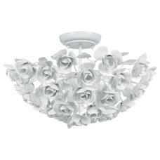 Modern Flush-mount Ceiling Lighting by Hansen Wholesale