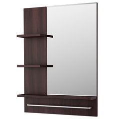 contemporary mirrors by IKEA