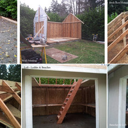 Shed Construction -