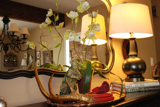 Traditional  by Judith Balis Interiors