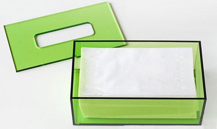 Contemporary Tissue Box Holders by Hihomedecor