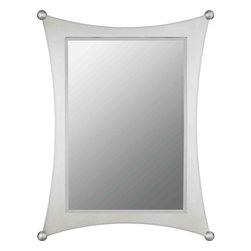 Quoizel Lighting - Quoizel JA43225BN Jasper Brushed Nickel Mirror -