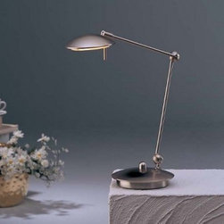 Holtkoetter | Low-Voltage Halogen Table Lamp No. 6238/1 -
