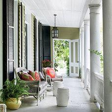 Classic Charleston Porch