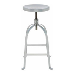 Adrienne Adjustable Stool, Set of 2