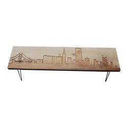 Urban wood goods san francisco reclaimed wood bench for Buy reclaimed wood san francisco