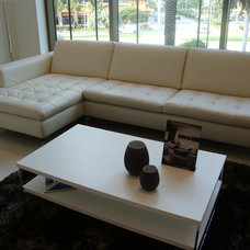 Contemporary Sofas by CCS Architecture and Interior Design