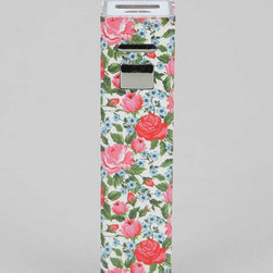 Printed Portable Phone Charger, Floral Multi - Good things do come in small packages. And this pretty portable charger is easy to stash in a bag for getting juice on-the-go anywhere. I love its sweet floral pattern.