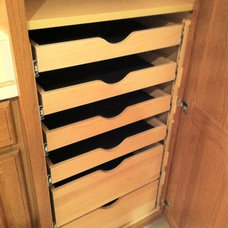 Traditional Closet by The Cabinetry