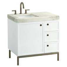 Modern Bathroom Vanities And Sink Consoles by kallista.com