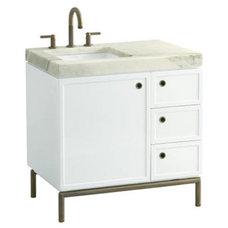 Modern Bathroom Vanities And Sink Consoles by kallista.com