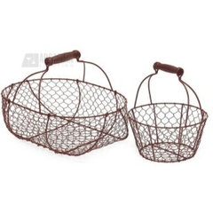 traditional baskets by Arcadian Home & Lighting
