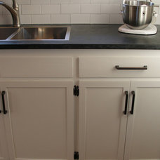 Eclectic Kitchen Sinks Blanco Microedge Sink