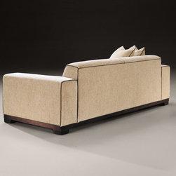 Cosmopolitan Sofa (back view) from Thayer Coggin - Thayer Coggin Inc.
