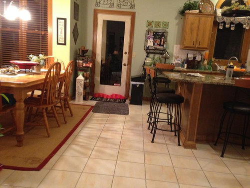 Counter Height Kitchen Table Or Regular Height??