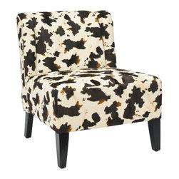 Safavieh - Safavieh Ashby Chair X-B7005RCM - Finish: Black.