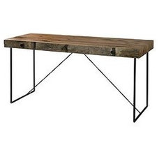Eclectic Desks And Hutches by Mecox Gardens