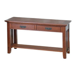 Jofran Viejo Sofa Table
