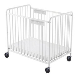 Foundations Little Dreamer Easyroll Crib The Best Things