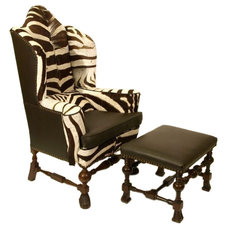 Eclectic Accent Chairs by 1stdibs