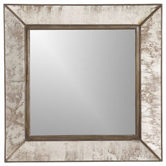 traditional mirrors by Crate&Barrel