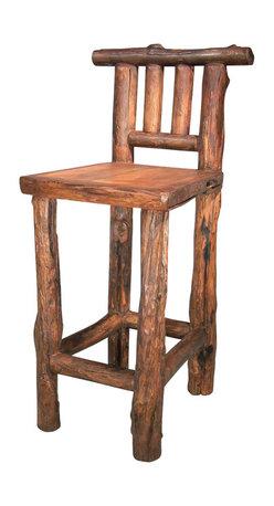 Groovystuff - Groovystuff Rocky Mountain Bar Chair in Honey - Features: