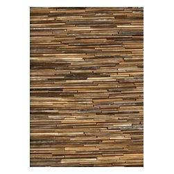 UBC - Bleeker Street Glass Mosaic Tile , Dust Blend, 1 Sheet/.92 Square Feet - Sold by the sheet