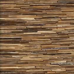Bleeker Street Glass Mosaic Tile - Dust Blend - Bleeker Street Glass Mosaic Tiles- Sold Per Sheet